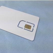 UQ mobile アクティベーションカード for iPhone